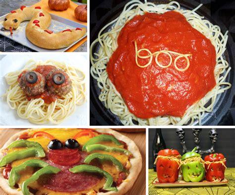 dinner disguised 15 creative halloween meals design finch