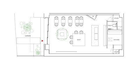 layout de um cafe gallery of ito biyori cafe ninkipen 8