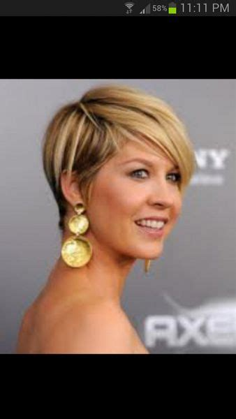 pixi cuts cherry brown and blonde jenna elfman s hairstyle hairstyles pinterest jenna
