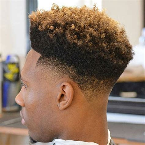 afro tempand drop fade pictures best haircuts for black men men s haircuts hairstyles 2018