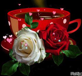 imagenes de rosas feliz lunes imagenes gif rosas y corazones buenos dias