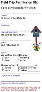 Field Trip Announcement Template by For Shayna And Kendra Daycare