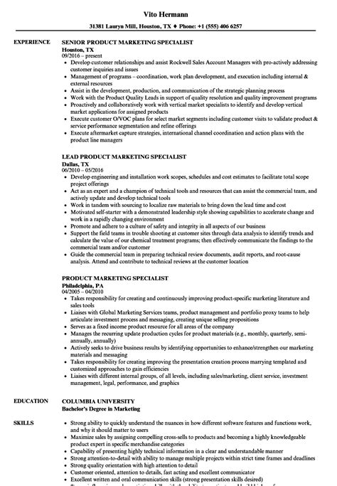 Product Marketing Specialist Sle Resume by Data Analyst Description Resume 2018 Best Font Resume Best Resume Templates