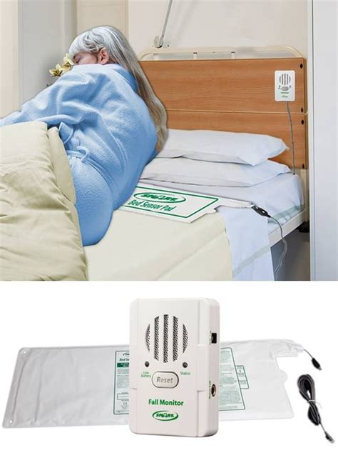 bed alarm basic bed exit alarms for seniors val u care
