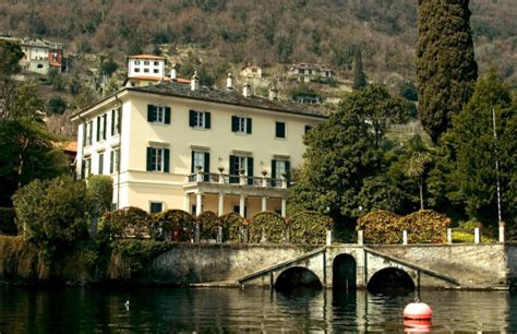 george clooney home in italy top 5 unique celebrity vacation homes house crazy