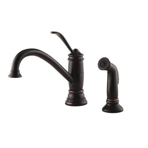 pfister kitchen faucets bronze the clayton design best pfister brookwood single handle standard kitchen faucet