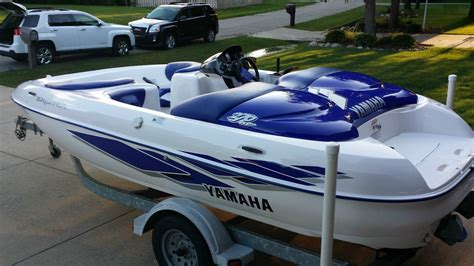 jet boat yamaha exciter yamaha exciter 270 1999 for sale for 7 625 boats from