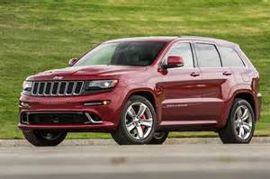 jeep grand srt for reliable car on bad terrain