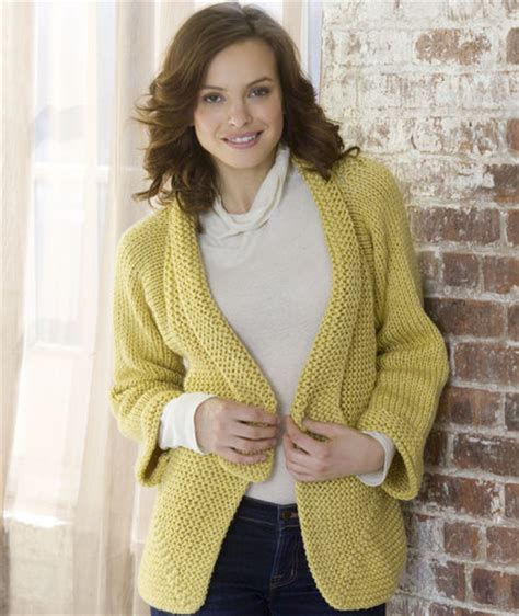 knitting patterns for jackets knit mitered jacket