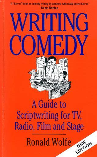 comedy film writing tony robinson