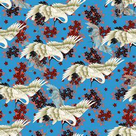 patternbank oriental flight patternbank textile print design studio standard