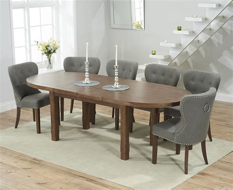 oval dining chairs grey oak dining table gray dining mark harris cheyenne solid dark oak oval extending dining
