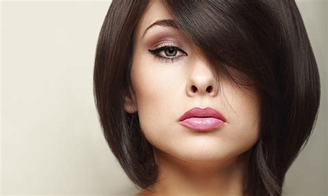 groupon haircut high wycombe cut and blow dry with condition q2 salon groupon