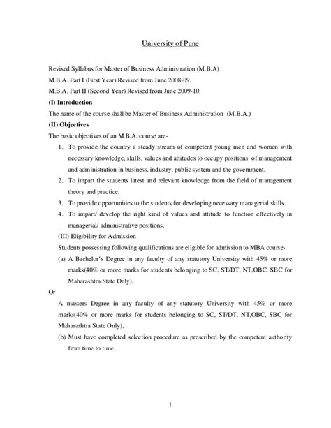 Business Information Systems Syllabus Mba by 2 Mba Syllabus