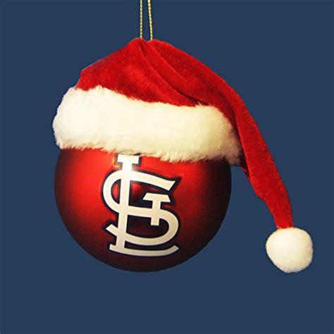 st louis cardinals christmas ornament christmas