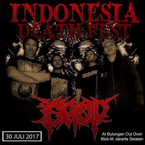 Cd Drop Sadistic Independent Of Bliss indonesia lineup part 1 171 musik or id