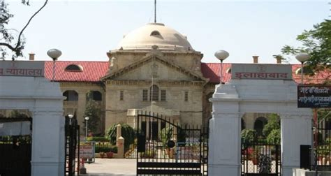 allahabad high court lucknow bench judgement order allahabad hc orders removal of masjid from court premises