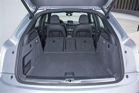 Audi Q3 Kofferraumvolumen by Audi Q3 Facelift Kaufberatung Bilder Autobild De