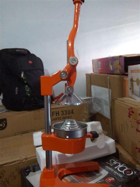 Manual Juicer Pemeras Jeruk www mesinindo mesin usaha mesin ukm mesin agribisnis