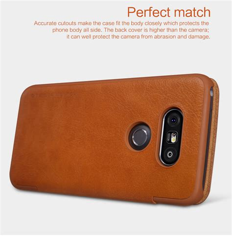 Nillkin Lg G5 by Nillkin Qin Series Leather For Lg G5 Lg H830 5 3
