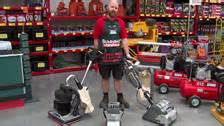 Hire Floor Sander Bunnings by For Hire Floor Sander 4hr Bunnings Warehouse