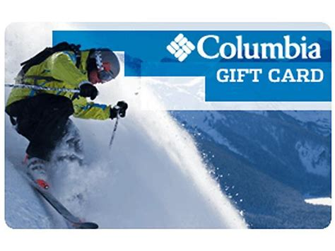 Columbia Gift Card - columbia 10 gift card email delivery newegg com