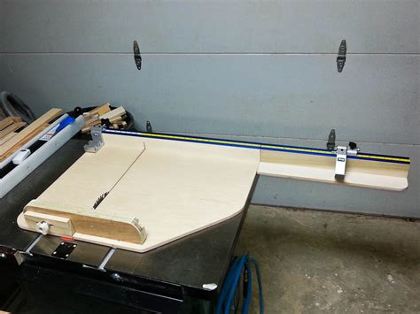 table saw sled makeover by mt stringer lumberjocks