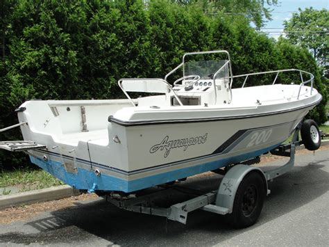 used center console boats for sale autos post - Mako Boat For Sale Kijiji