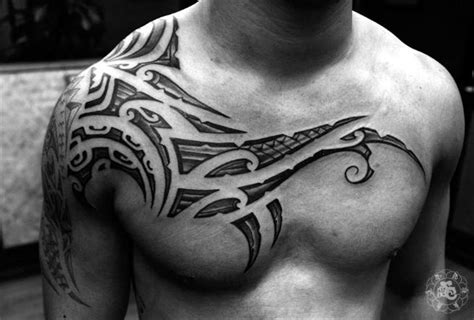 chest shoulder arm tattoo designs chest and shoulder designs best design