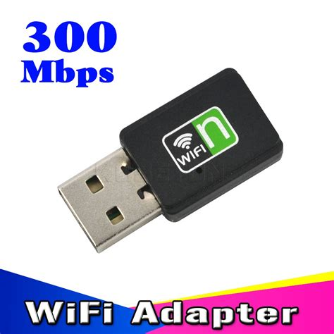 Wifi Pc Attractive Mini 300mbps Wireless Network Card Usb Router