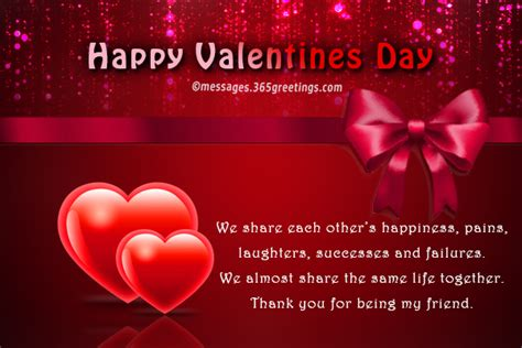 valentines day messages for friends valentines day messages for friends 365greetings
