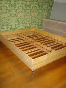 Bed Frame Diy Plan Pdf Diy Wooden Bed Frame Plans Wooden Table