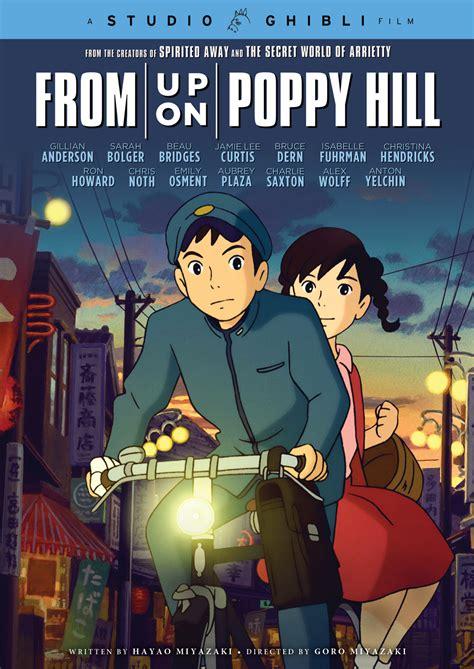 from up on poppy hill from up on poppy hill gkids cinedigm entertainment
