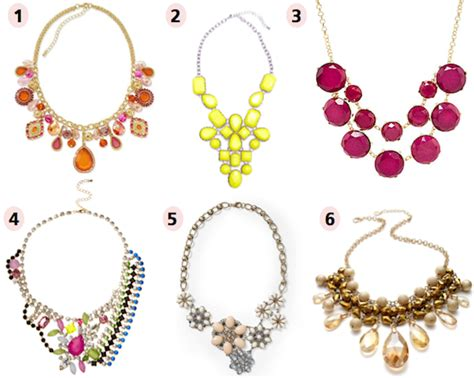 make a statement jewelry statement necklaces aspiring socialite