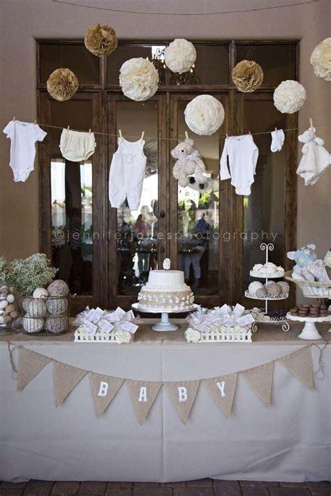 25 best ideas about rustic baby showers on pinterest
