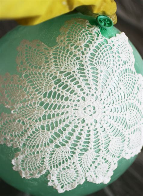 doily crafts for lace doily l