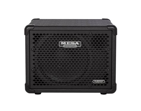 1x12 Bass Cabinet by Mesa Boogie Subway 1x12 300w 8 Ohm Ultra Lite Bass Cabinet