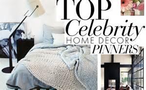 Best Home Decor Pinterest 10 Celebrity Home Decor Pinterest Boards To Follow