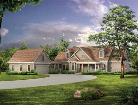 Country Garage Plans by Country Style House Plans 2629 Square Foot Home 2