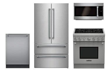 thermador kitchen appliance packages thermador stainless steel kitchen appliance package abt com