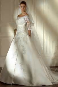weddings dresses with sleeves ivory princess wedding dress with sleeves sang maestro