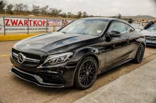 Mercedes C63 Coupe Mercedes Amg C63 Coupe 2016 Drive Cars Co Za