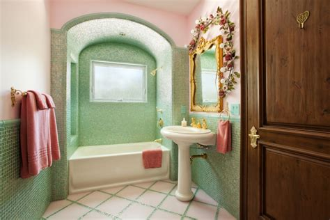 pink and green bathroom 20 lime green bathroom designs ideas design trends