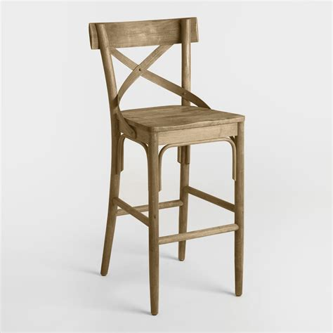 french cafe bar stools french bistro barstool world market