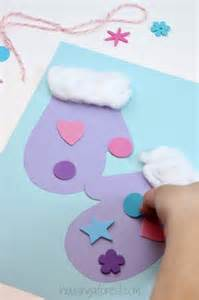 winter mitten template winter mitten craft for preschoolers housing a forest