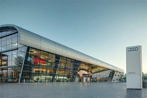 Audi Forum Neckarsulm by Audi Forum Neckarsulm Showroom 360 Referenz F 252 R Google