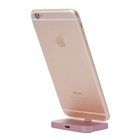 High Quality Base Charging Dock For Iphone 5 5s Se Wh Promo high quality metal charging base dock station cradle
