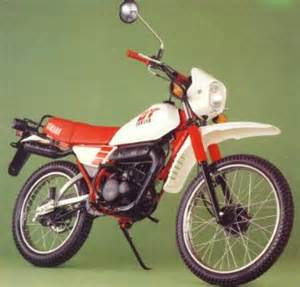 Modern Retro Home Design yamaha dt50 mx by h 229 kan persson