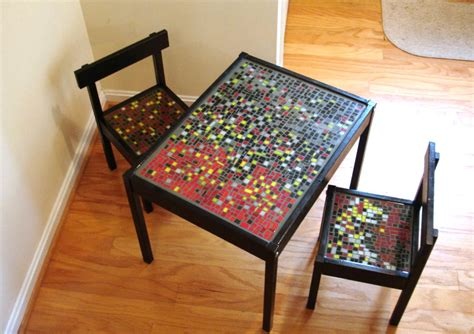 diy kids table and chairs 20 home diy projects designed with kids in mind