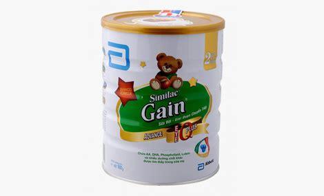 Similac Gain Plus 900gr Porismarkt sữa bột abbott similac gain 2 iq 900g ph 225 t triển to 224 n diện